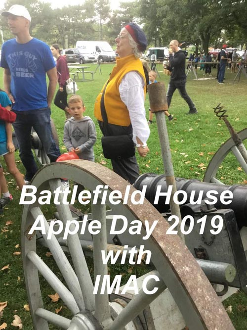 IMAC Apple Day 2019